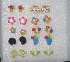 Soft Clay Mix & Match Studs - $0.00