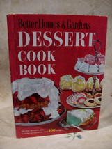 Vintage Dessert Cookbook Better Homes & Gardens... - $7.99