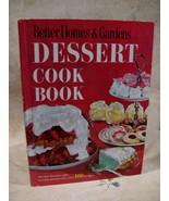 Vintage Dessert Cookbook Better Homes & Gardens Recipes - $7.99