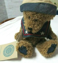 """Boyds Bear Investment Collectibles """"Worthington Fitzburn"""" Jointed Retire... - $15.34"""