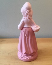 70s Avon Pretty Girl Pink young girl cologne bottle (Somewhere) image 2