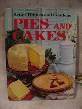 Vintage Pies Cakes Cookbook Better Homes & Gardens Recipes - $9.99