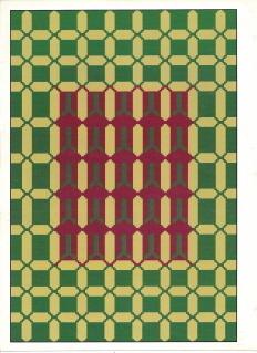 Honeycomb Pattern Crochet Annies Attic Crochet Quilt & Afghan Club