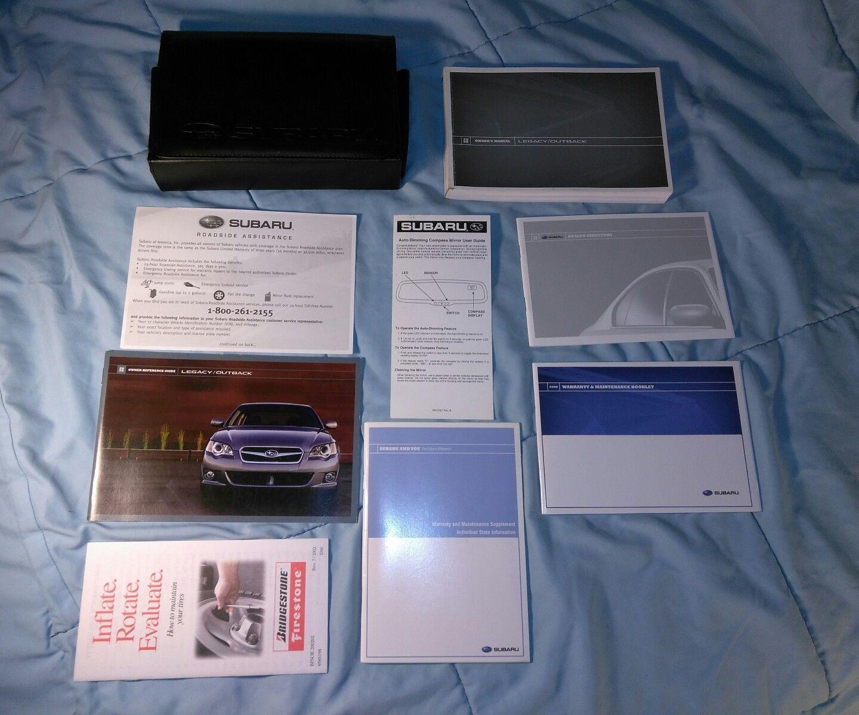 2008 subaru legacy outback owner s owners and similar items rh bonanza com Navigation for 2008 Subaru Outback 2008 Subaru Outback XT 5Spd