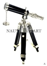 NauticalMart Vintage Telescope Tripod Stand - $69.00