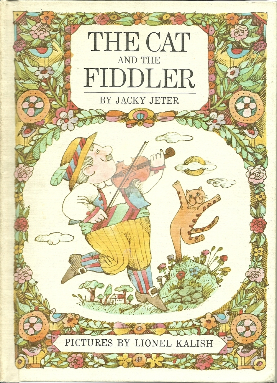 Cat and the fiddler