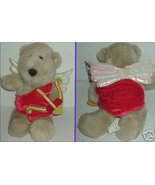 2001 STARBUCKS Plush #13 Bearista Bear CUPID - $39.99