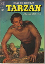 Tarzan Comic Book #25 Dell Comics 1951 FINE-/FINE - $48.27