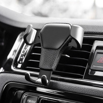 Car Phone Holder For Phone In Car Air Vent Mount Stand No Magnetic Mobil... - £7.60 GBP