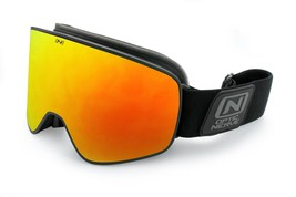 Optic nerve Southpaw Magnetic Red Zaio Mirror - $139.04