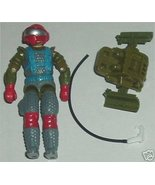 GI JOE 3 3/4 inch Figure FAST DRAW 1987 Hasbro - $24.99
