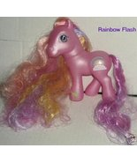 G3 Newer My Little Pony MLP RAINBOW FLASH - $5.00