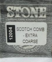Stone Manufacturing Supply Company 12004 Scotch Comb Extra Coarse image 2