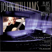 JOHN WILLIAMS PLAYS THE MOVIES CD  RARE - $6.95