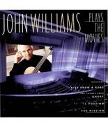 JOHN WILLIAMS PLAYS THE MOVIES CD  RARE - $6.95