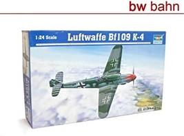 Trumpeter 1/24 Messerschmitt Bf109K-4 02418 Plastic Model - $195.00