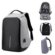 Samaz Anti-theft Backpack Travel Business Laptop Backpack Bag School Book Bag  - $31.99
