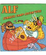 Alf's Summer Camp Adventure book - $3.00