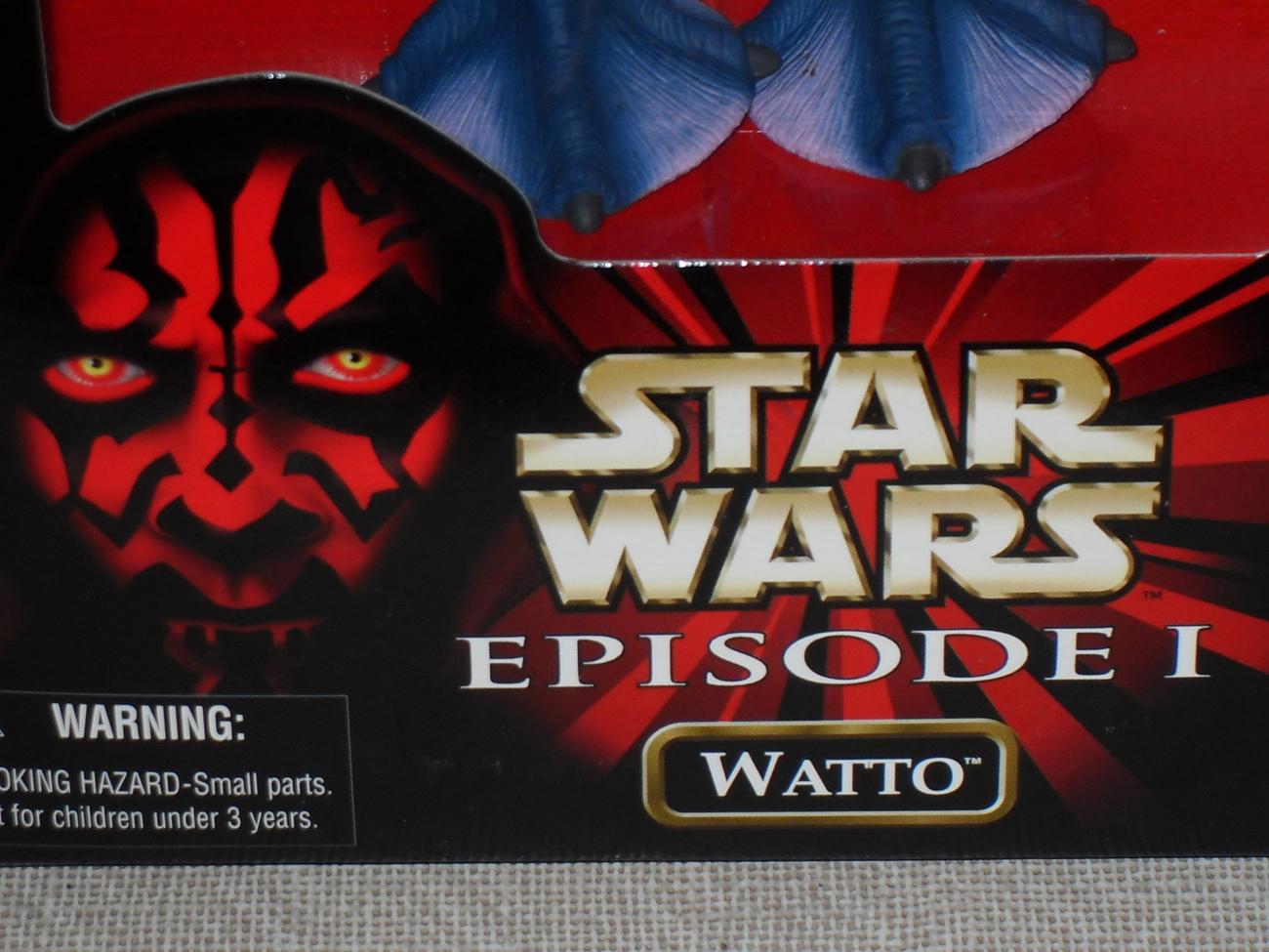 1999 Star Wars  Watto In The Box