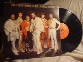 The Isley Brothers - Showdown - T NECK Records AL-34930 - $3.00