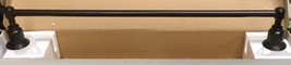 "Mico Designs 3177-O-MB 24"" Towel Bar In Mahogany Bronze - $183.82"