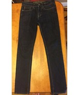 American Eagle Skinny Jeans Men Man 28/32 Dark Wash 2651 GUC - $18.10