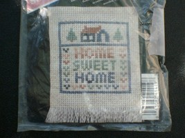 VINTAGE SCENTED CROSS-STITCH SAMPLER - BRAND NEW IN PACKAGE! - $7.50