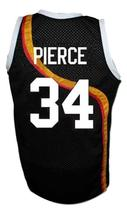Paul Pierce #33 Roswell Rayguns Basketball Jersey Sewn Black Any Size image 2