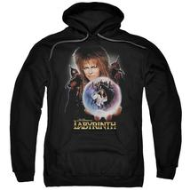 Labyrinth - I Have A Gift Adult Pull Over Hoodie Officially Licensed Apparel - $34.99+