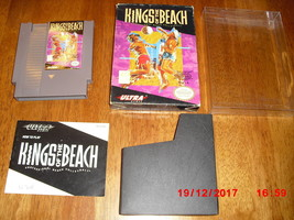Kings of the Beach (Nintendo Entertainment System, 1989) - $13.81