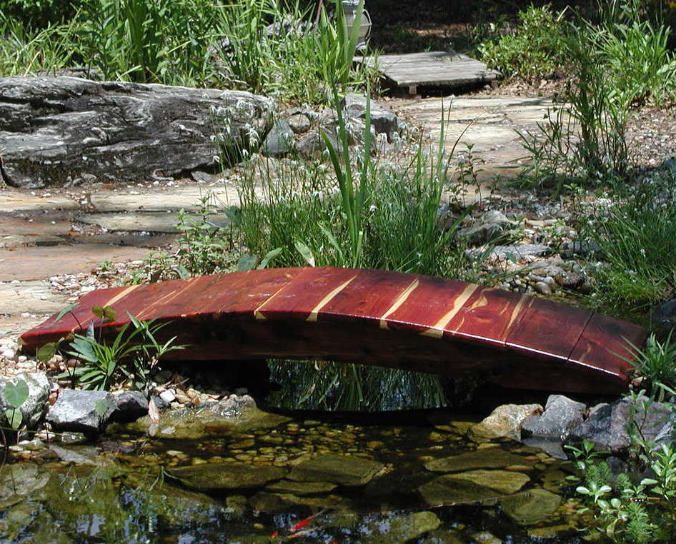 4ft garden bridge special 149.00