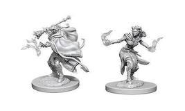 WizKids D&D Nolzur's Marvelous Miniatures: Female Tiefling Warlock. - $4.99