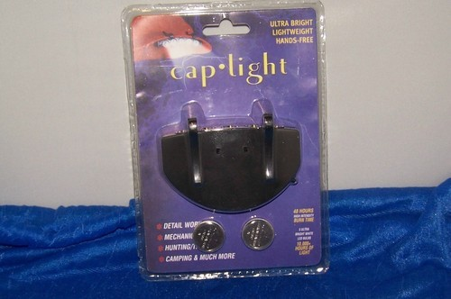 New Cap Light Ultra Bright LED Lights