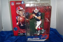 New NFL Buffalo Bills Drew Bledsoe Quarterback Figure - $15.99