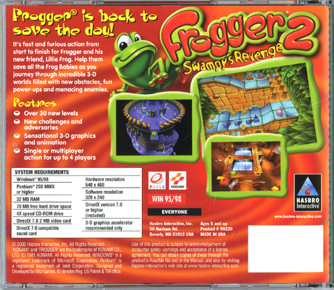 Frogger coupon code