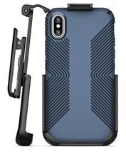 Encased Belt Clip Holster for Speck Presidio Grip Case - Apple iPhone X ... - $14.97