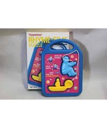 TupperToys Rhyme-Time Puzzle - Discontinued Tupperware - $12.95