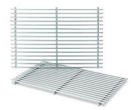 Stainless Steel Cooking Grates, 2-Pack - £71.25 GBP