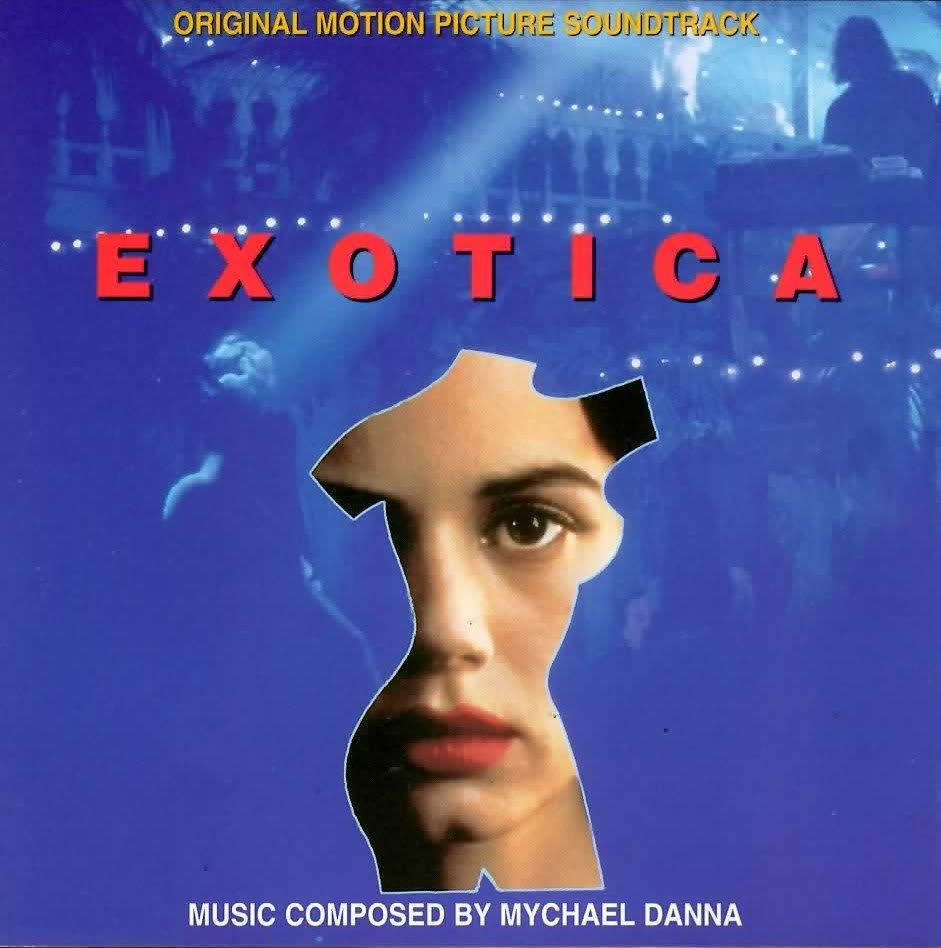 EXOTICA SOUNDTRACK MYCHAEL DANNA CD RARE