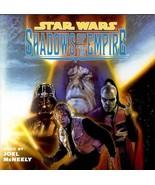 STAR WARS SHADOWS OF THE EMPIRE JOEL McNEELY CD  RARE - $9.95