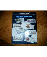 Cross Stitch Calendar Covers Stoney Creek Collection  - $5.00