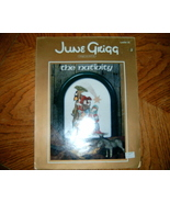 June Grigg Presents The Nativity Cross Stitch Leaflet 30 - $5.00