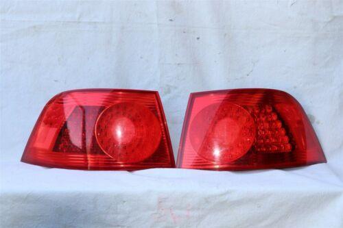 04-06 Volkswagen VW Phaeton LED Taillight Tail Light Lamps Set L&R