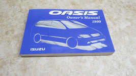 OEM FACTORY 1999 OASIS OWNERS MANUAL L-238 - $21.02