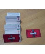 "1998 RARE ""The Coca-Cola Card"" MasterCard/Coca-... - $6.99"