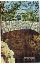 Tennessee Postcard Rock City Gardens Gnomes Overpass - $2.22