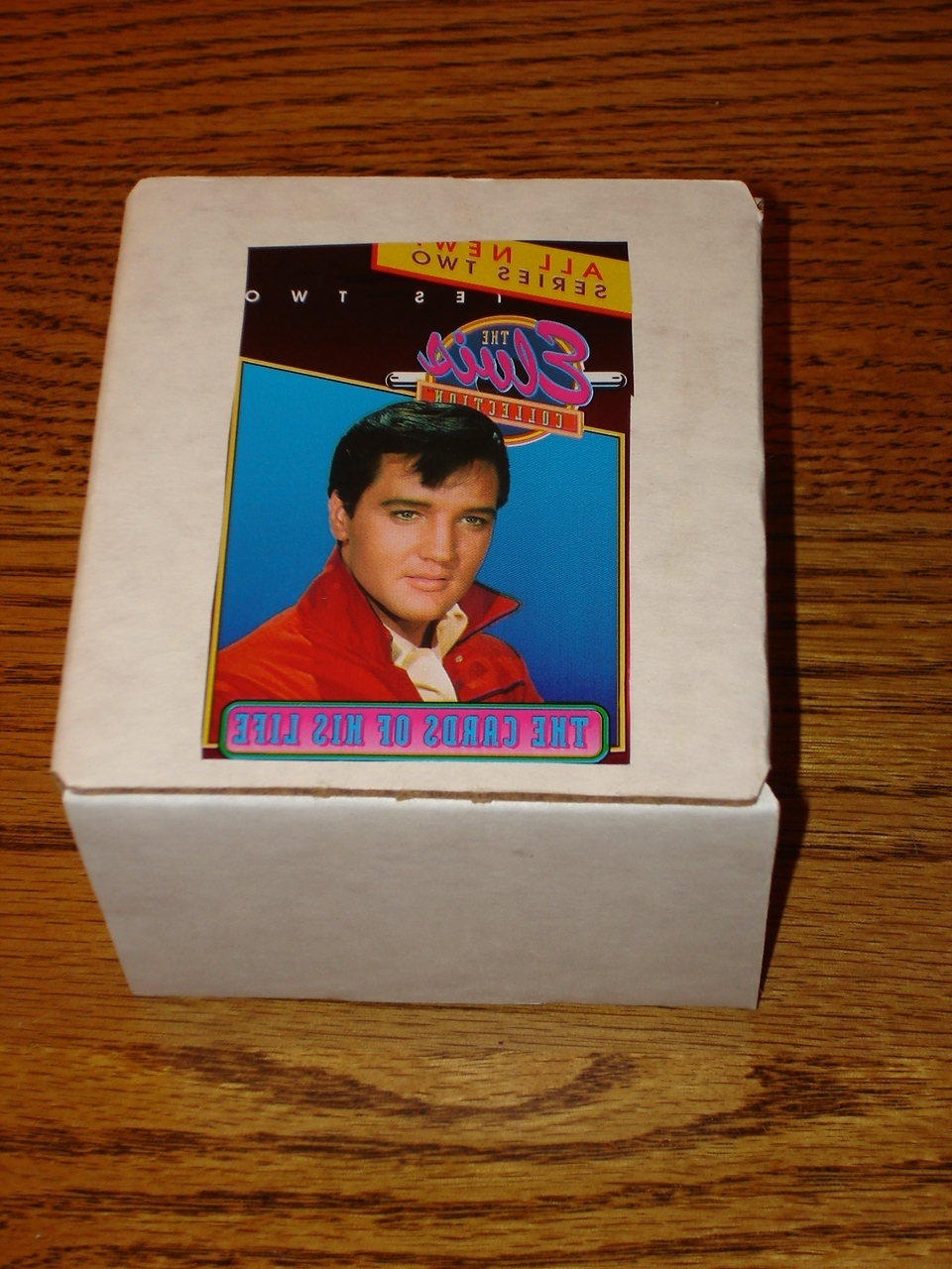 Primary image for ELVIS PRESLEY ELVIS COLLECTIONOF SERIES TWO CARDS