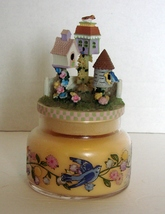 Avon LUMINOUS TREASURES Decorative Candle Jar B... - $11.00