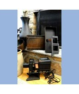 antique BAUSCH LOMB MAGIC LANTERN Projector Viewer w Original Metal Case... - $224.95
