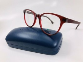 New LACOSTE L2834 604 Burgundy Eyeglasses 52mm with Case - $64.30